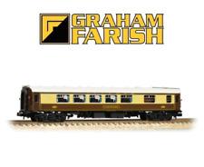 Graham Farish 374-230D BR Mk1 SK Pullman 2nd Kitchen Car 340 Umber/Cream N Gauge