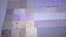 24  6x6 Antique Chic  mix & Match double sided 250gsm Card Making Scrapbooking