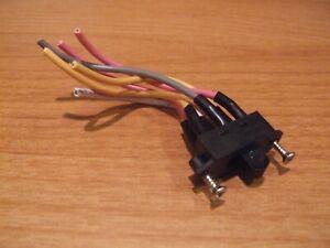 Ceiling Fan Reverse Switch Part Zing Ear 6A 3A Slide Reversing Direction ZE-209B