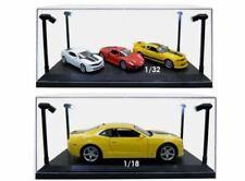 Vitrine mit LED-Beleuchtung für Modellautos Maßstab 1:18 - 1:32 Sammlervitrine