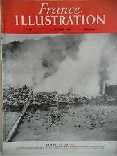 France Illustration n°67- 1947 : Séisme au Japon