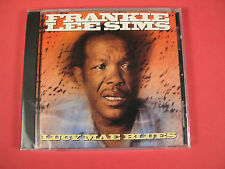 Lucy Mae Blues  Frankie Lee Sims 1992 CD Specialty Records New