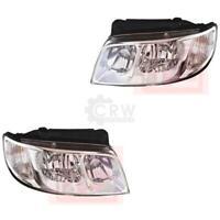 Scheinwerfer Set für Hyundai Matrix Bj. 02/05->> H1+H7 Frontscheinwerfer