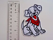 Disney 101 Dalmation Embroidered Iron On /Sew On Applique Patch