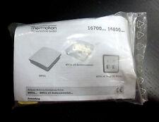 Thermokon Aufputz Wohnraumtemperaturfühler LC WRF04S NEU OVP