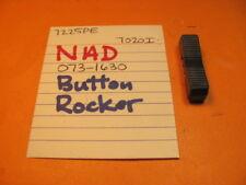 Nad 073-1630 Knopf Rocker Tuning Schaltknauf 7225PE 7020I Receiver