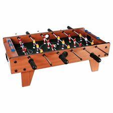 Mini Kicker Tischfußball Tischkicker 69x37x24cm Holz Stabil Fußballspiel NEU/OVP
