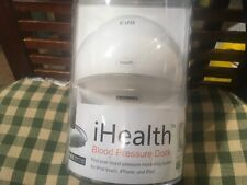 IHEALTH BLOOD PRESSURE DOCK MONITOR FOR IPAD 1 2 IPHONE 3G 3GS 4 TOUCH 4G IH-BP3