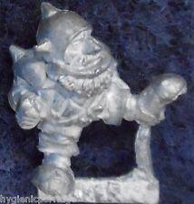 1988 Dwarf Bloodbowl 2nd Edition Kicker 1 Citadel BB105 Team Fantasy Football GW