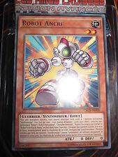 YU-GI-OH! RARE ROBOT ANCRE CROS-FR098 MINT NEUF