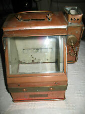 1942 Lionel Corporation COPPER and Brass Compass Binnacle Housing
