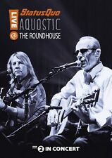 Status Quo - Aquostic! Live At The Roundhouse (NEW DVD)