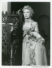 FAYE DUNAWAY PORTRAIT CASANOVA ORIGINAL 1987 ABC TV PHOTO