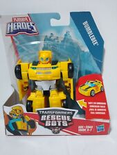 Playskool Heroes Transformers Rescue Bots Bumblebee Sports Car Hasbro Yellow
