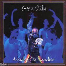 Sven Väth - Accident In Paradise - CD Album TRANCE TECHNO EYE Q RECORDS '93