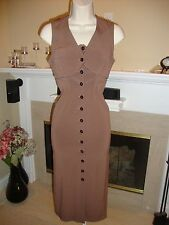 CRAZY COOL & SUPER RARE JEAN PAUL GAULTIER 2 PIECE LACE UP DRESS