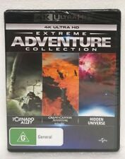 EXTREME ADVENTURE Tornado Alley/Grand Canyon/Hidden Universe 4K ULTRA HD Blu-ray