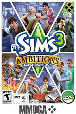 The Sims 3: Ambitions - EA Origin DLC Codice digitale - PC Espansione Pack - IT