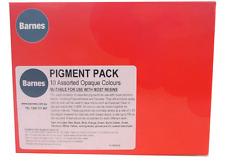 BJB Epoxy Polyurethane Opaque Pigments 10 x 15ml Pack