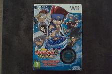 Jeu Nintendo Wii : Beyblade Metal fusion Counter Leone