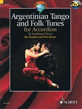 Argentinian Tango and Folk Tunes for Accordion Sheet Music 36 049043987