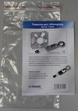 H-Tronic 118028 temperaturabhängige Lüfterregelung