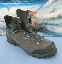 GoreTex MS Vibram Hiking Shoe GRAY Men Size 15