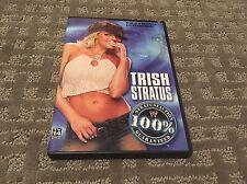 WWE WWF Trish Stratus (DVD, 2003)