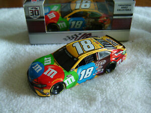 KYLE BUSCH 2021 Lionel #18 M&M'S TOYOTA CAMRY 1/64 Action NEW IN STOCK