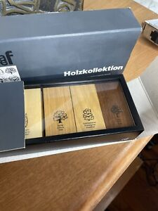 RARE Vintage Naef Holzkollektion Wood Sample Collection in Mint Condition