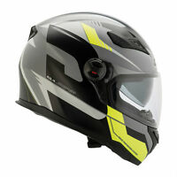 GIVI CASCO INTEGRALE FULL FACE SNIPER 50.4 SPORT GIALLO MOTO SCOOTER HELMET