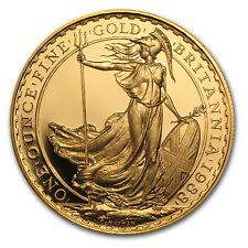 1988 Great Britain 1 oz Gold Britannia Proof - SKU #84541