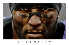 """010 Ray Lewis - Baltimore Ravens Football NFL Top Player21""""x14""""Poster"""