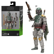 Hasbro Star Wars: the Black Series Boba Fett Figure Delux, *IN HAND***