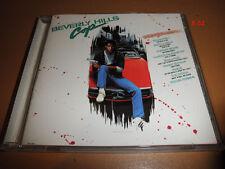 BEVERLY HILLS COP 1 soundtrack CD axel f DANNY ELFMAN pointer sisters SHALAMAR
