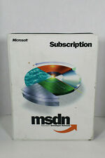 Microsoft Developer Network (MSDN) Library - 2000 - USED
