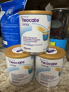 Jr Unflavored 3 Loose Cans Expires Sept 2021 *** 3 Day Sale ***