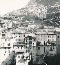 PONT-EN-ROYANS c. 1935 - Maisons Suspendues Isère Div 4579