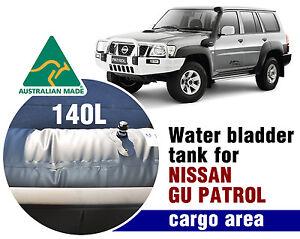 140L water bladder tank cargo area for NISSAN GU PATROL