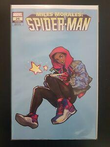 MILES MORALES SPIDER-MAN #26 RARE ROSE BESCH VARIANT MARVEL 2021