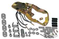 ZODIAC HD three-light SALPICADERO SOPORTE PLACA PARA FAT BOB Gasolina tanques