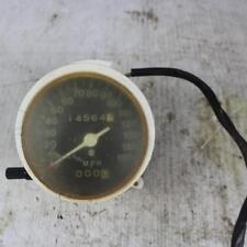 1973 Suzuki Gt550 Gauge Meter Speedo Speedometer 34110-33635 Broken *parts only*