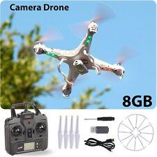 X5C-1 Kamera-Drohnen 6Achsen Gyro RC UAV RTF mit 2.4GHz Quadcopter 8GB Drone UFO