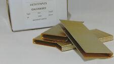 14/50 HEAVY DUTY STAPLES BOX 1,950
