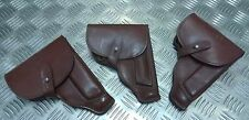 Genuine Vintage Eastern Bloc Military Brown Makarov Leather Holster  PGAS01