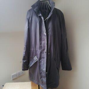 Four Season Raincoat Parker Size S