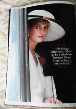 Princess Diana 20th Anniversary Special Tribute to Her Life Photo Book NEW