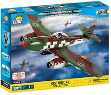 COBI Small Army/Messerschmitt Me Building Kit, Multicolor