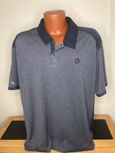 Men's Adidas Golf S/S Polo/Golf Shirt Size Extra Large (XL) ClimaChill - Gray