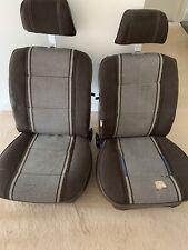Ford Escort Sport Mk 2  Pair Front Seats